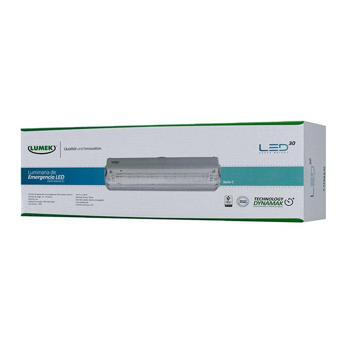 Luminaria LED Emergencia 3W LE1 Serie C