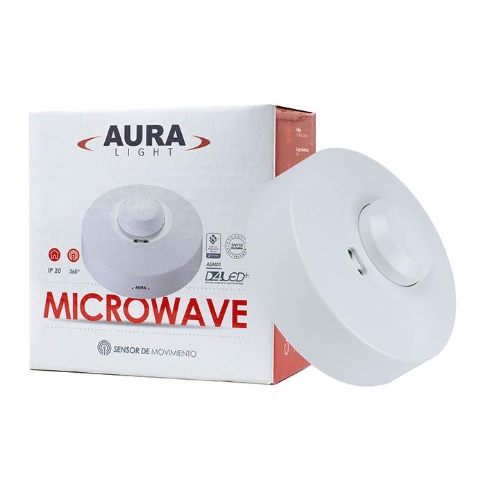 Sensor Microwave Techo Ref ASM01