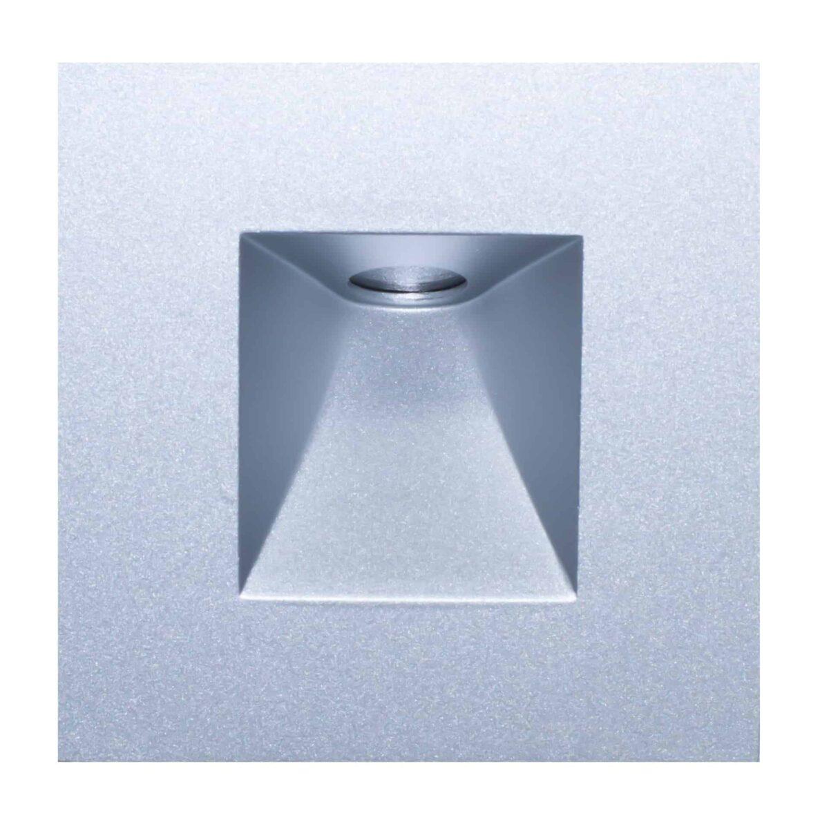 Led Floor Wash 4000K B Silver