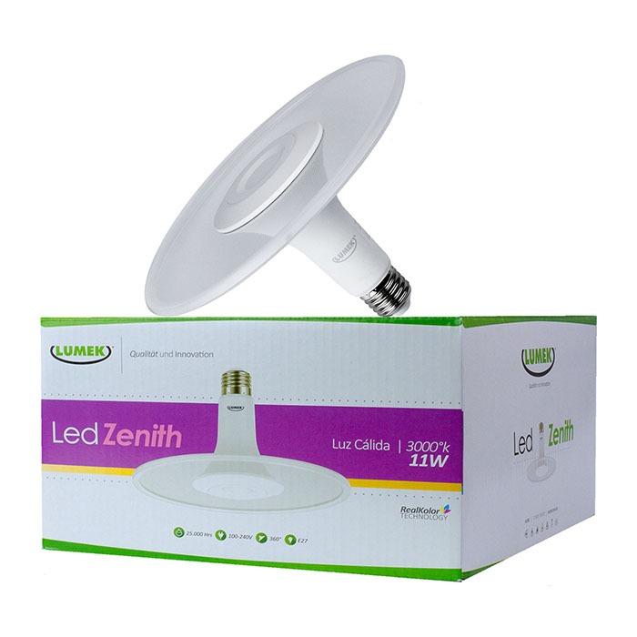 Led Eco Zenith 11W 3000K Lumek