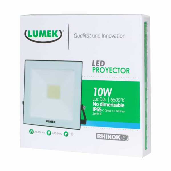Proyector Led 10W 6500K