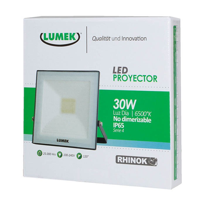 Proyector Led 30W 6500K