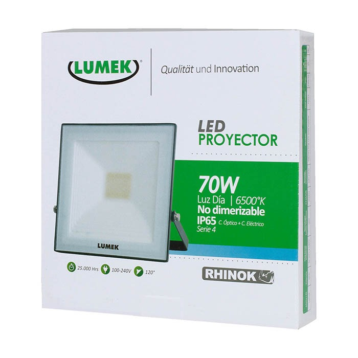 Proyector Led 70W 6500K