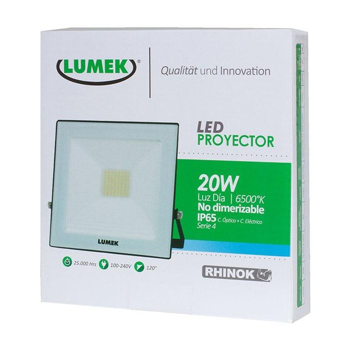 Proyector LED 20W 6500K Lumek UE